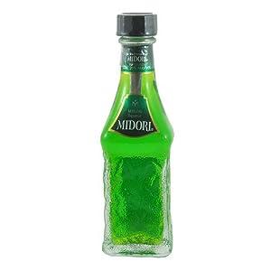 Midori Melon Liqueur 5cl Miniature: Amazon.co.uk: Grocery