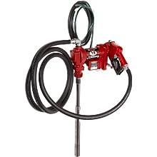 Fill-Rite FR1210CA 12 Volt Transfer Pump With Auto Nozzle