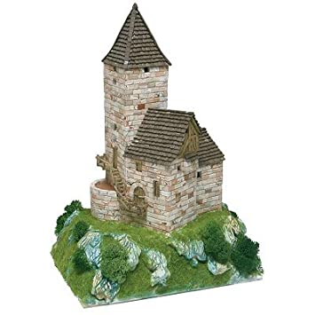 Maquette en céramique - Grand refuge
