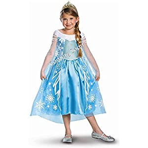 Elsa Deluxe Costume - Large
