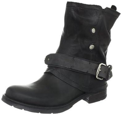 Modern Vice Women's Strong Boot,Black,37 EU/37-7 M US