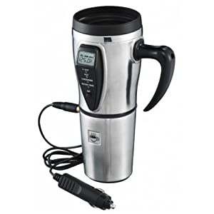 Princess International PI170 Stainless Steel Smart Mug With Temperature Control