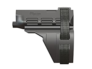 Sig Sauer SB15 Pistol Stabilizing Brace in Black