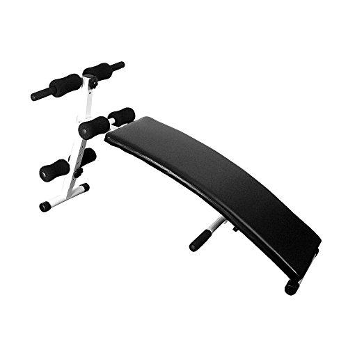 腹筋ベンチ シットアップベンチ アーチ カーブ型