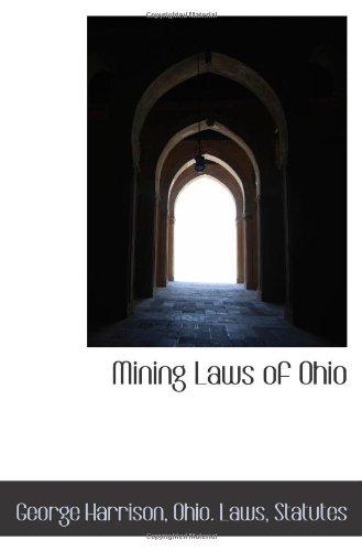 Mining Laws of Ohio PDF