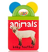 Animals Baby Teether Book