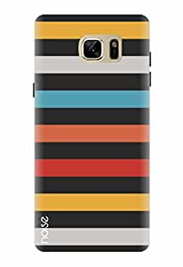 Noise Designer Printed Case / Cover for Samsung Galaxy Note7 / Patterns & Ethnic / Game Of Thrones Design