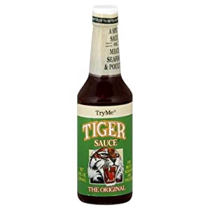 Try Me Sauce Tiger 10 Oz Pack Of 6 from Try Me