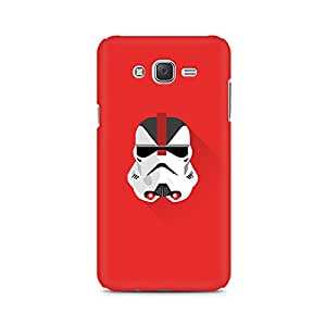 Ebby Imperial Jump Trooper Premium Printed Case For Samsung J1