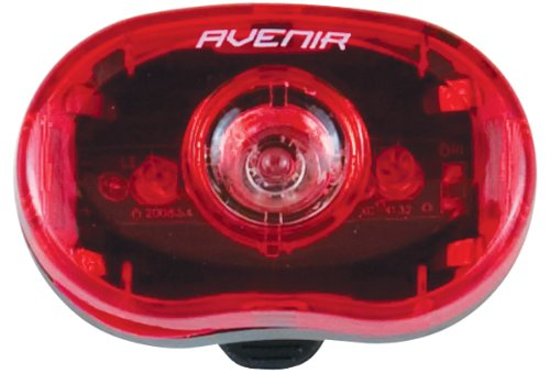 Avenir Tail Spot Half Watt Taillight (Red, 1-LED)