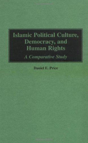 Islamic Political Culture, Democracy, and Human Rights: A Comparative Study