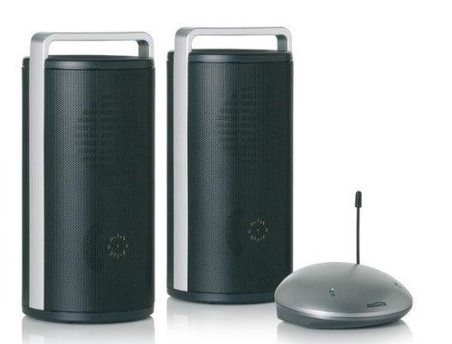 Marmitek Speaker Anywhere 200 Enceintes PC / Stations MP3 RMS 3.5 W