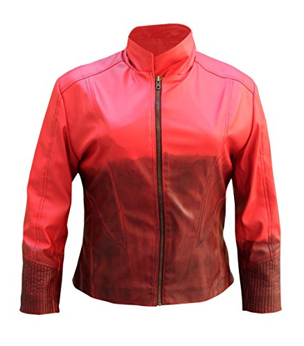 New Scarlet Witch Jacket Avengers Age of Ultron Movie Amazon