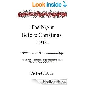 christmas truce poems 1914