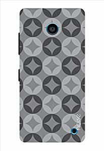 Nokia Lumia 635 - Designer Printed Mobile Back Cover & Case For Nokia Lumia 635 / By Noise