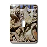 lsp_187020_1 Danita Delimont - Ali Kabas - Sculptures - Alexander Sarcophagus from royal necropolis, Istanbul, Turkey - Light Switch Covers - single toggle switch