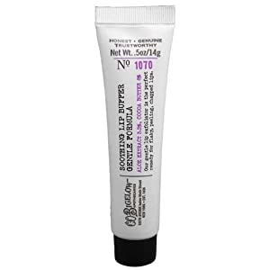Bath & Body Works C.O. Bigelow Soothing Lip Buffer No. 1070 - Gentle Formula .5 oz - Sealed