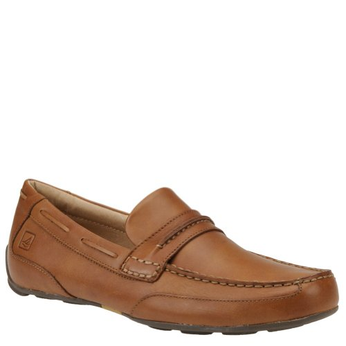 Sperry Top-Sider Men's Navigator Penny Loafer - 8.5 M - Tan