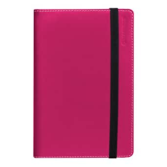 Marware Eco-Vue Leather Kindle Folio, Pink (Fits Kindle Keyboard)