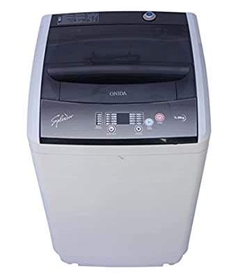 Onida WO60TSPLN1 Fully-automatic Top-loading Washing Machine (5.8 Kg, Grey)