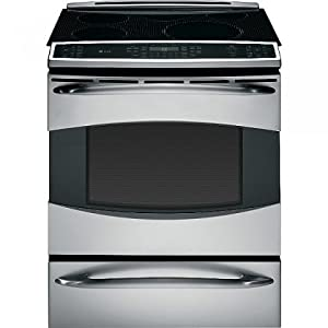 GE PHS925STSS Profile 30 Inch Stainless Steel Electric Slide-In Induction Range Convection Sale Cheap