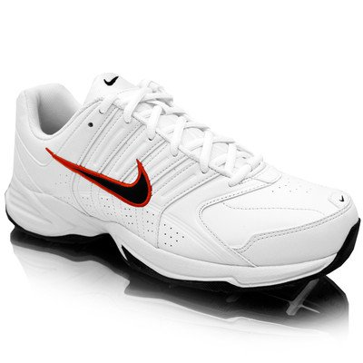 Nike T-Lite 9 Leather Cross Training Shoes - 8.5
