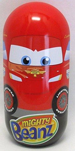 Mighty Beanz Disney Cars McQueen Tin - 1