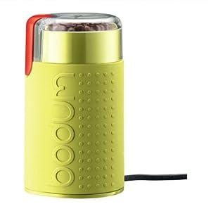 Bodum Green Bistro Blade Electric Coffee Grinder - 11160-565