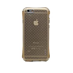 """HOCO iPhone 6 Case 4.7"""" Bumper Cover Armor Series Shock-Proof TPU Back Cover Case For iPhone6(Golden)"""