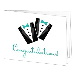 Amazon Gift Card - Print - Wedding (Two Tuxes)