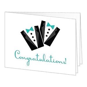 Amazon Gift Card - Print - Wedding (Two Tuxes)