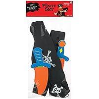 Toysmith Pirate Set - 7 Piece Set Novelty