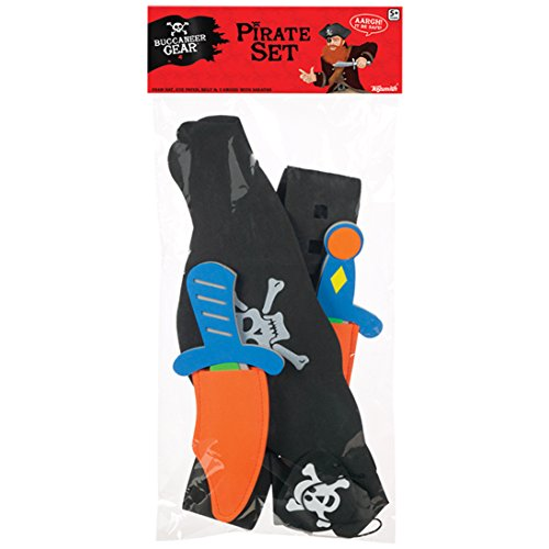 Toysmith 7-Piece Pirate Set - 1