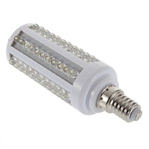 78 Led 110V 220Lm 3W E14 Corn Light Bulb 360°Positive White T7