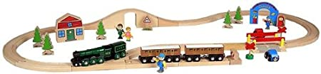 Brio Flying Scotsman Train Set
