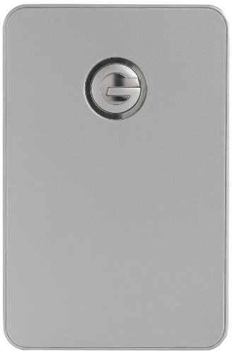 G-Technology 0G01993 G-Drive Mobile 750Gb 5400Rpm Portable External Hard Drive With Usb 2.0, Fw800 Interfaces (Silver)