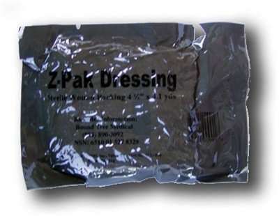 Z-Pak Dressing Dressing Cotton
