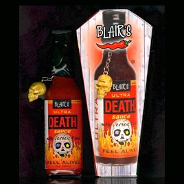 Blairs Ultra Death Sauce from Blair's