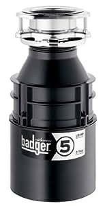 Insinkerator Badger 5 1/2 HP Household Food Waste Disposer