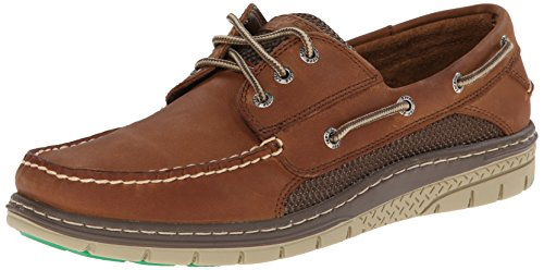 Brown Leather Sperrys