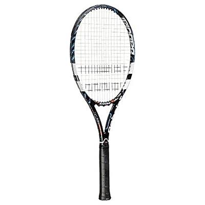 Babolat Pure Drive Roddick GT 2012 Tennis Racquet (Black Blue)