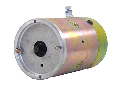 New Electric Pump Motor Dell Lift Gates Maxon Sno-Way Plow 24 25 Series Amt0090 Amt0097 222423