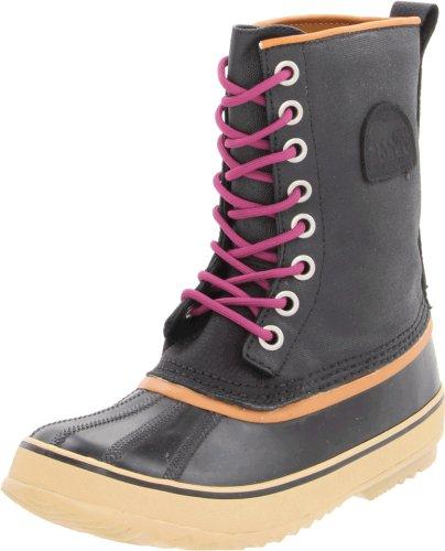 Sorel Women's 1964 Premium CVS Boot,Black,8 M US