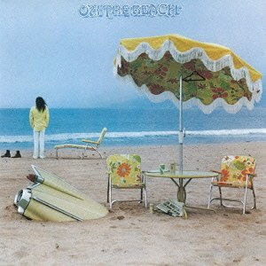 Original album cover of Neil Young - On The Beach [Japan LTD CD] WPCR-78089 by Neil Young