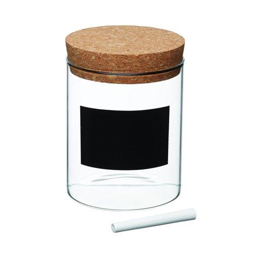 Natural Elements-Boîte de conservation en verre 13 cm