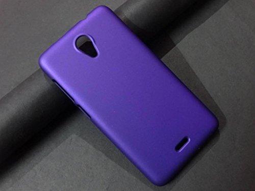 RJR Matte Finish Hard Back Case Cover For Micromax Unite 2 A106-Purple