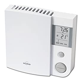 Aube by Honeywell TH104/U Electric Heating 7-Day Programmable Thermostat