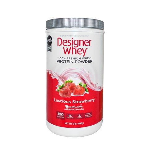 Designer Whey Protein Strawberry Next Proteins 2 Lb (908G) Powder