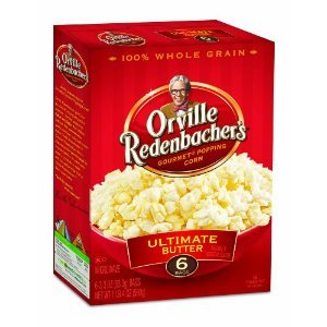 Orville Redenbacher's Gourmet Microwavable Popcorn Ultimate Butter 6 PK (Pack of 12) (Microwavable Popcorn Bulk compare prices)