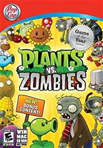 PLANTS VS. ZOMBIES GAME OF THE YEAR (SOFTWARE - ENTERTAINMENT)